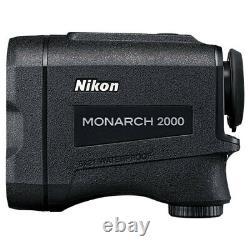 NIKON MONARCH 2000 6x21mm LASER RANGEFINDER 16661