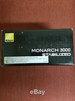 NIKON Monarch 3000 Stabilized Laser Range finding Monocular 16556