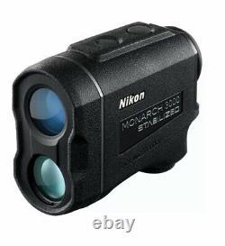 NIKON Monarch 3000 Stabilized Laser Rangefinding Monocular 16556