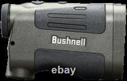 New Bushnell Prime 1300 6x24mm Laser Rangefinder With Angle Compensation LP1300SBL
