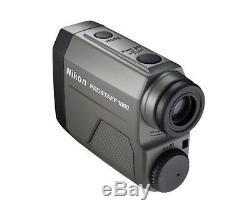 New Nikon Prostaff 1000 6x20mm 1000 Yard Laser Rangefinder Rainproof Model#16664