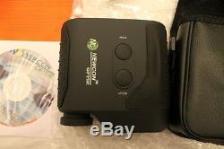 Newcon Optik LRM 2500CI Laser Rangefinder (Black) NEW UNOPENED