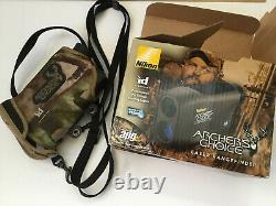 Nikon Archers Choice Laser Rangefinder 6X21 Camo case New In Box