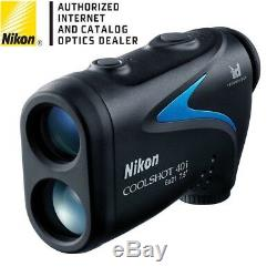 Nikon CoolShot 40i Golf Laser Rangefinder 16202