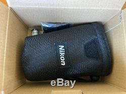 Nikon Forestry Pro II Laser Rangefinder Hypsometer NIB New Free Shipping