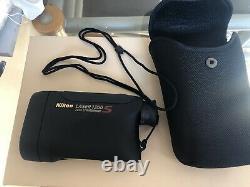 Nikon Laser Rangefinder 1200S 7x25 Waterproof. Excellent Condition