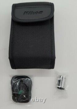 Nikon Prostaff 3i 6x21 7.5° Laser Rangefinder