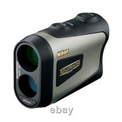 Nikon RifleHunter 1000 Laser Rangefinder 6x Gray