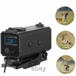 Pro OLED Rifle Scope Hunting 700m Laser Rangefinders Range Finder F/ Archer Tool