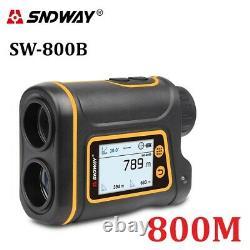 SNDWAY Telescope Laser Range Finder Digital Distance Meter for Hunting, Sport