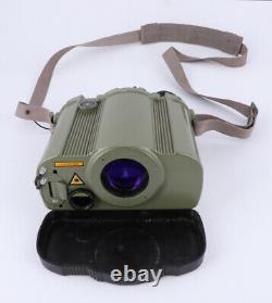 Serbia Yugoslavia Military Laser Range Finder Binocular Iskra Ljubljana Rld M84