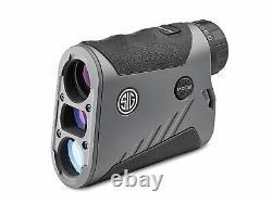 Sig Sauer BDX Combo Kit, KILO1600BDX Laser RangeFinder and SIERRA3BDX Riflescope
