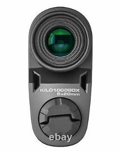 Sig Sauer KILO1000BDX 5X20mm Laser Rangefinder Monocular, High Transmittance LCD