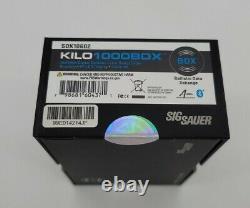 Sig Sauer KILO1000BDX 5x20mm Laser Rangefinder Monocular -SB3321
