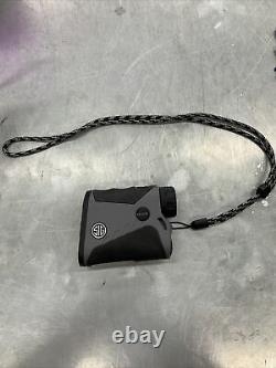 Sig Sauer KILO1400BDX 5X20mm Laser Rangefinder Monocular