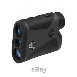 Sig Sauer KILO1400BDX Ballistic Data Xchange Laser Range Finder 6x20mm SOK14601