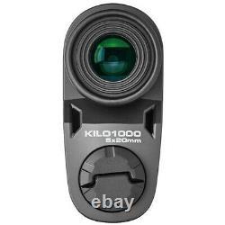 Sig Sauer Kilo1000 5x20mm Laser Range Finding Monocular SOK10001