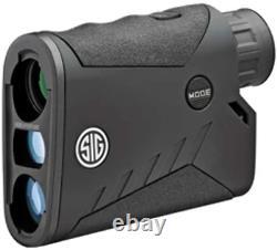 Sig Sauer Kilo 1000 5x20mm Laser Rangefinder Black