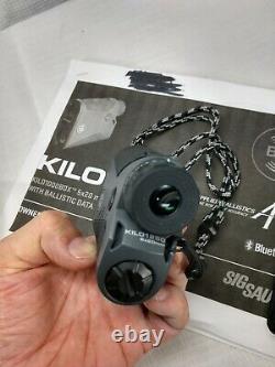 Sig Sauer Kilo 1250 6x20 Digital Laser Rangefinder