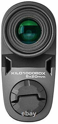 Sig Sauer SOK10602 Kilo1000BDX Laser Range Finding Monocular 5X20MM