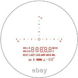 Sig Sauer SOK22704 KILO2200BDX 7x25mm Laser Range Finding Monocular