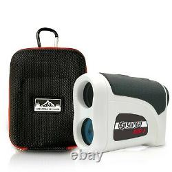 Surgoal GS-1 HD PRO 1200Yards Laser Rangefinder for Golf Professional Edition