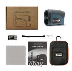 Surgoal HD 6X-Mag 1200YD Golf & Hunting Laser Rangefinder Waterproof All Purpose