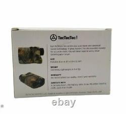 TecTecTec ProWild Laser Range Finder for Hunting 540 Yards Distance & Speed 6x24