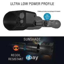 TheOpticGuru ATN Auxiliary Ballistic Laser ABL withBluetooth 1500m