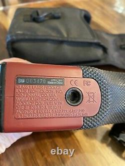 Trupulse 200L Laser range finder great condition rangefinder with case