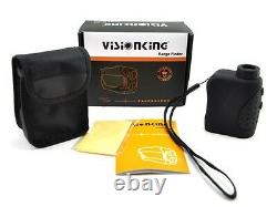 Visionking 6x21 Laser Range Finder Hunting Golf Rain Model 1000 meters yards