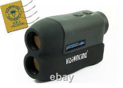 Visionking 6x25 Hunting Golf Laser Range Finder Angle Height 600 m/Yard