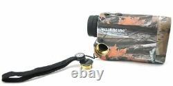 Visionking 6x25 Laser Range Finder Hunting Golf Rain Model 600 m Camo