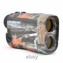 Visionking 6x25 Laser Range Finder Hunting Golf Rain Model 600 m Camo new