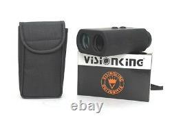 Visionking 8x30 Laser Range Finder Monocular Hunting 1500m Long Distance Measure