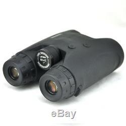 Visionking 8x42 Laser Range Finder Binoculars UP to 1800 m/yd Distance