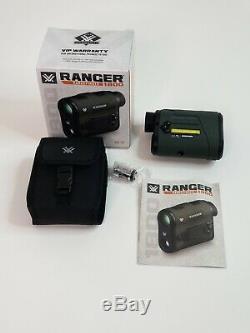 Vortex Optics Ranger Laser Rangefinder 6x22 1800 Yards With HCD -Model RRF-181