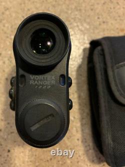 Vortex Ranger 1000 Laser Rangefinder, Cloth Case, Field Ref Card, FREE SHIPPING