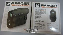 Vortex Ranger 1800 Laser Rangefinder-Authorized Dealer & Lifetime Warranty