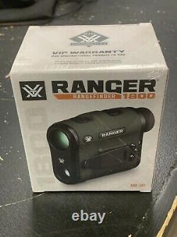 Vortex Ranger 1800 Laser Rangefinder Green