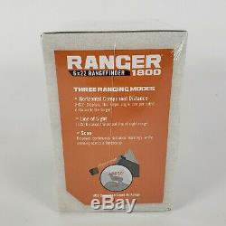Vortex Ranger Laser 6x22 Rangefinder 1800 Yards Hunting Shooting RRF-181 Sealed