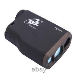 Waterproof 1000m Monocular Laser Rangefinder Hunting Golf Distance Measure Scope