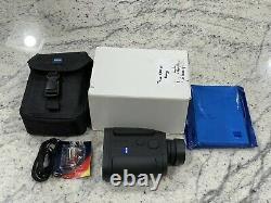 Zeiss Optical Victory 8x26 T PRF Laser Range Finder Black Monocular