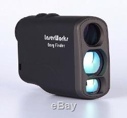 1000m 6x21 Étanche Golf Télémètre Laser Laser Vitesse Distance Compteur