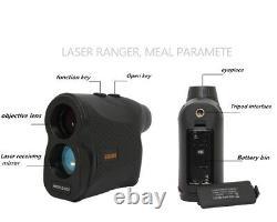 1500m Laser Haute Précision Télémètre Modèle Lo-1 Vitesse & Hauteur & Angle & Brouillard