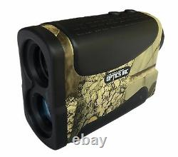 700 Yard Golf Laser Gamme Laser Recherche Scope Pinseking Drapeau Chasseur Chasseur Camouflage