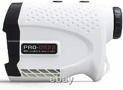 900y Télémètre Laser Pour La Gamme Golf Et Chasse Distance De Mesure De Haute Précision