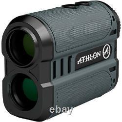 Athlon Optics Midas 1200y Télémètre Laser Gris 502001