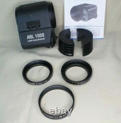 Atn Auxiliary Ballistic Smart Laser Télémètre Acmuabl1000 Noir