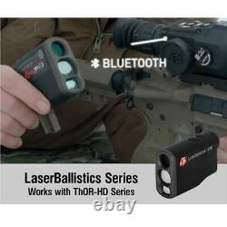 Atn Laser Ballistics Range Finder Avec Bluetooth, Calculatrice Balistique Et 1500m